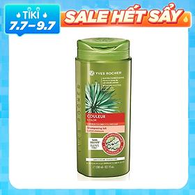 Dầu Gội Dành Cho Tóc Nhuộm Yves Rocher Colored Hair Lotion Shampoo 300ml