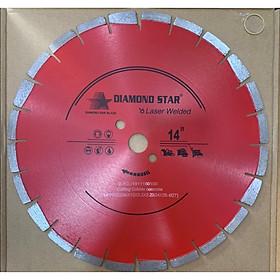 Lưỡi cắt bê tông Diamond Star 350mm