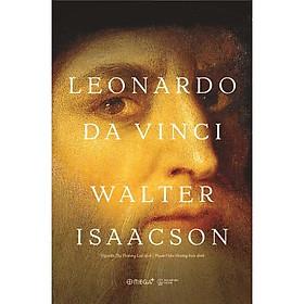 Sách-Leonardo Da Vinci (bìa cứng)