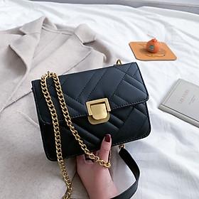 Small group small bag women's single shoulder fashion chain fashion fashion messenger bag trend