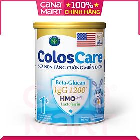 Sữa non Nutricare ColosCare 1+ tăng cường hệ miễn dịch (400g)
