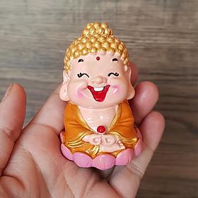 Tượng chibi Phật Tổ Như Lai size 6cm