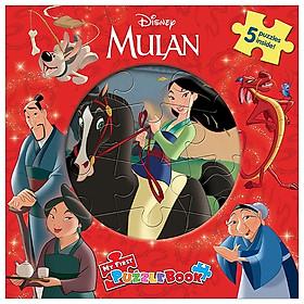 Disney Mulan My First Puzzle Book