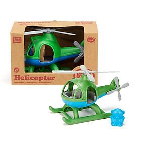 Đồ chơi máy bay trực thăng cho bé từ 2 tuổi Green Toys - Xanh lá