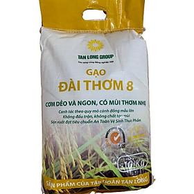 Gạo Đài thơm 8 - Túi 10kg