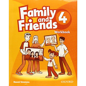 Family and Friends 4 Workbook (British English Edition)