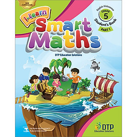 i-Learn Smart Maths Grade 5 Student's Book Part 1 (ENG-VN)
