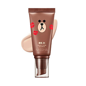Missha M Perfect cover BB Cream SPF42 PA+++ [Line Friends Edition]