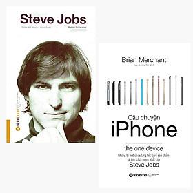 Combo Tiểu Sử Steve Jobs + Câu Chuyện Iphone