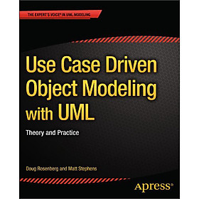 Hình đại diện sản phẩm Use Case Driven Object Modeling with UML:Theory and Practice 2nd Edition