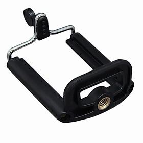 Khung Kẹp, Giá Đỡ Điện Thoại Lên Tripod, Đầu kẹp điện thoại lên chân máy ảnh