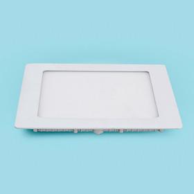 Đèn âm trần 9W vuông sáng trắng SM-V-09