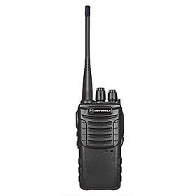 Bộ đàm Motorola GP 728 (Đen) - Hàng Chính Hãng