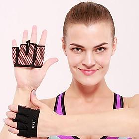 Bộ đôi găng tay xỏ ngón silicone chống trượt Aolikes AL111-0
