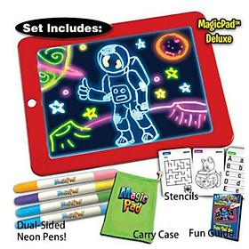 Bảng vẽ phát quang thông minh cho bé