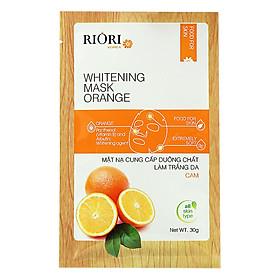 Mặt Nạ Cenllulose Riori Mask Orange