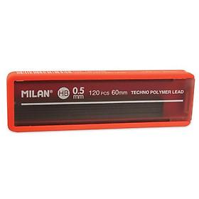 Hộp Ngòi Chì (0.5mm) HB Milan 1851040512