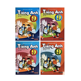 Combo Tiếng Anh lớp 9