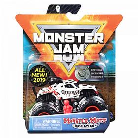 Ô tô chiến xe Monster Jam SPIN MASTER 6044941 (Sản phẩm giao màu ngẫu nhiên)