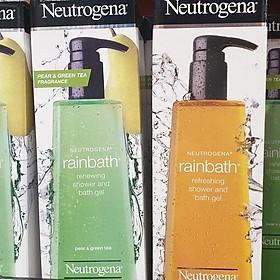 NEUTROGENA Rainbath Shower Gel 1182ml GREEN TEA