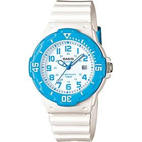 Đồng hồ nữ dây nhựa Casio LRW-200H-2BVDF