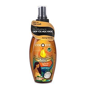 Tinh Chất Phục Hồi Tóc Hư Tổn - Hair Repair Essence nhiều loại hương: hương hoa, hương trái cây có kết hợp bổ sung Vitamin E và acid lauric trong dầu dừa  thẩm thấu vào từng sợi tóc hư tổn.