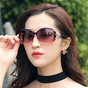 Hello-Sunglasses New Sunglasses Driving Sun Protection and UV Protection Korean Style Fashion Eyeglass