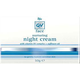 QV Face Night Cream 50G With Vitamin B3