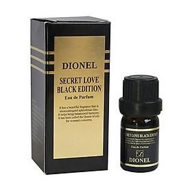 Nước hoa vùng kín Dionel Secret Love Black Edition 5ml