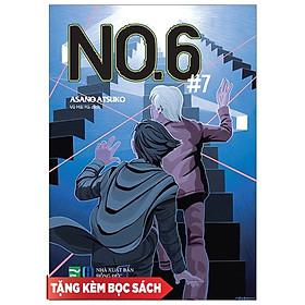 NO.6 - Tập 7 - Tặng Kèm Bọc Sách PVC (Số Lượng Có Hạn)
