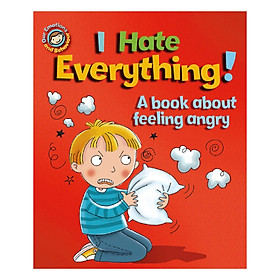 Our Emotions And Behaviour: I Hate Everything!: A Book About Feeling Angry - Our Emotions And Behaviour