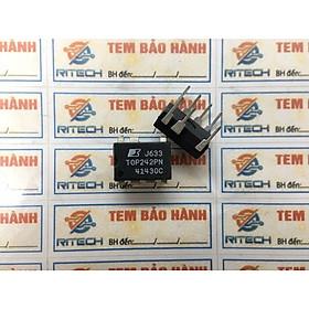 Combo 5 chiếc IC Nguồn TOP242PN, TOP242P công suất 9w DIP-7- Hàng chính hãng