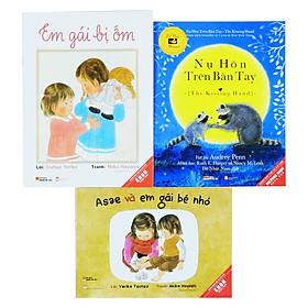 Sách kỹ năng làm anh làm chị (Bộ 3 cuốn)