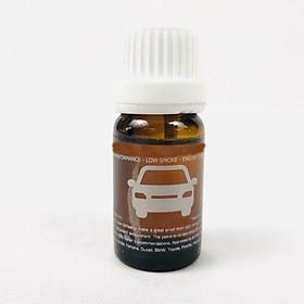 Tinh dầu thơm pha xăng xe 2 thì, 4 thì mùi Singum dung tích 10ml ( Nắp trắng ) Green Networks Group