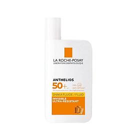 Kem Chống Nắng Dạng Sữa Không Nhờn Dính Và Có Mùi La Roche-Posay Anthelios Shaka Fluide SPF 50+ 50ml