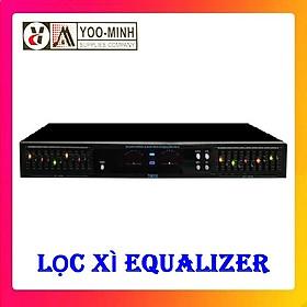 Đầu Lọc Xì Equalizer Yoo-Minh EQ 33 Màu đen