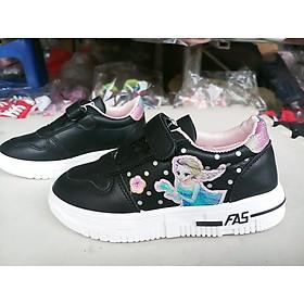 giày thể thao trẻ em hình công chúa