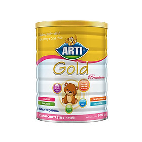 Arti Gold Premium Infant Formula - Phát Triển Toàn Diện Cho Trẻ 0-1 Tuổi-0