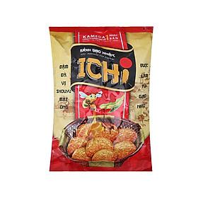 Bánh gạo Nhật vị Shouyu mật ong Ichi gói 100g
