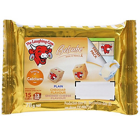 [Chỉ Giao HCM] - Phô Mai Belcube Cheese 15C - gói 78grx30