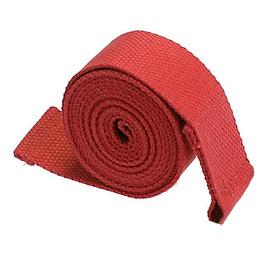 Đai Tập Yoga Cho Phụ Nữ (3.8 X 180 Cm) - Đỏ-2
