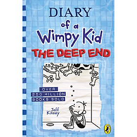 Diary of a Wimpy Kid 15: The Deep End (Hardback)