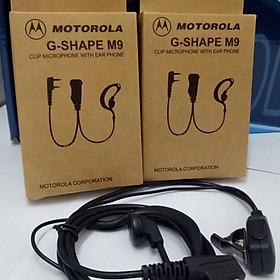 Tai nghe máy bộ đàm Motorola M9 - Chính hãng