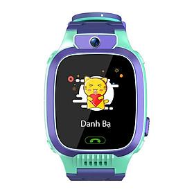 Đồng hồ điện thoại định vị trẻ em Anncoe Y79 Plus camera HD, Dung lượng pin lớn 680 mAh dành cho trẻ em từ 4 đến 14 tuổi - Hàng Chính Hãng