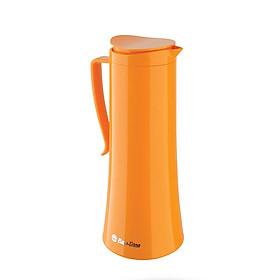 Phích pha trà giữ nhiệt cao cấp Rạng Đông, 1 lít, thân nhựa, vai nhựa, Model: RD-1040N1.E - Chính Hãng