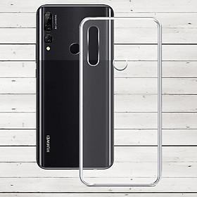 Ốp lưng cho Huawei Y9 Prime 2019 - 01271 - Ốp dẻo trong - Hàng Chính Hãng