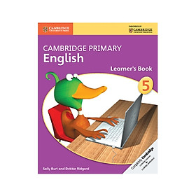 Cambridge Primary English Stage 5 Learner's Book (Cambridge International Examinations)