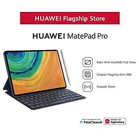 Máy Tính Bảng Huawei Matepad Pro (6GB/128GB) | Kèm Bút Cảm Ứng Huawei M-Pencil + Bàn Phím Huawei Smart Magnetic | Chip Kirin 990 | Hiệu Ứng Âm Thanh | Histen 6.0 | Màn Hình Huawei Fullview 10.8 Inch | Hàng Chính Hãng - Xám Huyền Ảo