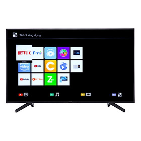 Smart Tivi Sony 55 Inch 4K UHD KD-55X7000F VN3 - Hàng Chính Hãng