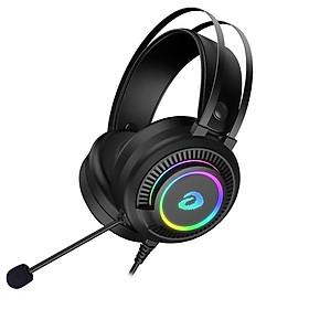 Tai Nghe Gaming Dareu EH416 RGB (Phiên Bản Nâng Cấp Với Led RGB) - Hàng Chính Hãng